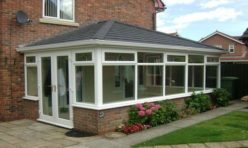 Get In Touch For A Free Quote Conservatory Roof Tiled Conservatory Roof Sunroom Addition
