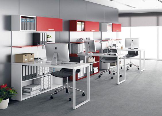 Muebles de oficina  mdminteriorismo.es #muebles  Muebles de oficinas y desp...