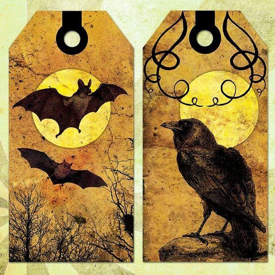 victorian halloween decorations victorian gothic halloween tags - Victorian Halloween Decorations