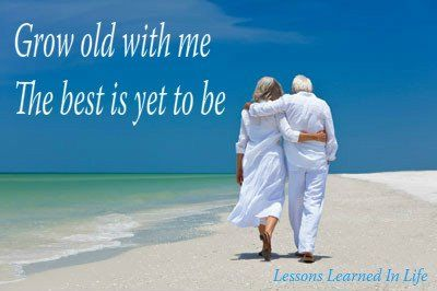 growing old... together <3
