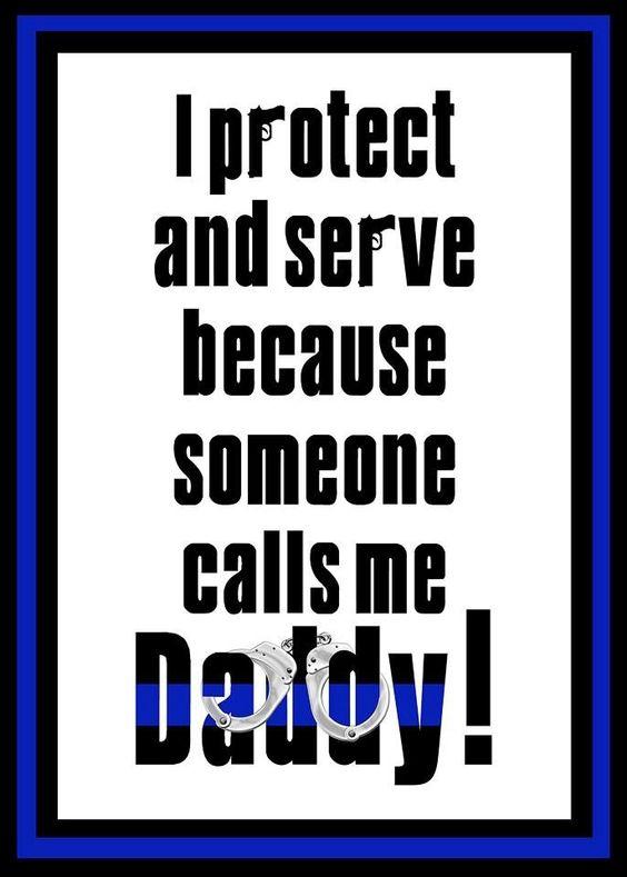 Police Daddy