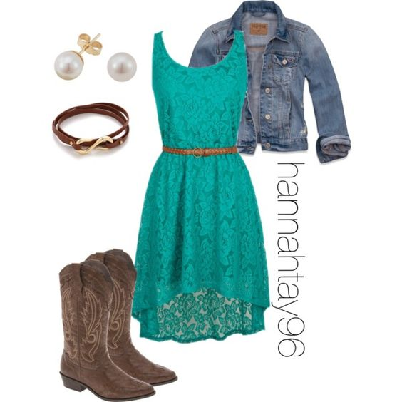 O.k, so if I had to wear a dress, this is what I would wear. Love the boots and jakcet to go with!!