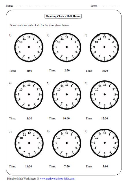 math worksheet : telling time worksheets from math worksheets 4 kids  time  : Math Worksheets 4 Kids