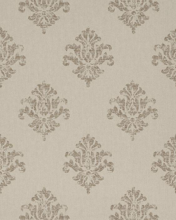 Wallpaper Design 'Yala' reference 4400022 - Linen  #Paper Moon  #Interior Design  #Wallpaper