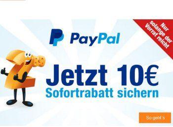 Knaller: Plus-Rabatt von 10 Euro ohne Mindestbestellwert https://www.discountfan.de/artikel/c_discounter/knaller-plus-rabatt-von-10-euro-ohne-mindestbestellwert.php Bei Plus gibt es ab sofort via Paypal einen Rabatt von 10 Euro ohne Mindestbestellwert. Das Spannende dabei: Das Guthaben lässt sich auch für die Versandkosten einlösen, sodass man Waren im Wert von bis zu 5,05 Euro komplett gratis frei Haus erhält. Knaller: Plus-Rabatt von 10 Euro ohne Min... #Gutschein, #