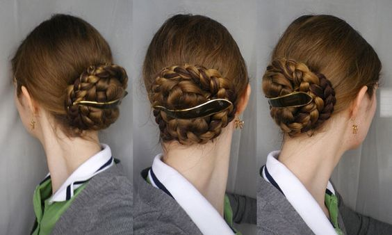 haselnussblond - eat♥braid♥love: How to use - and make! - a parandi