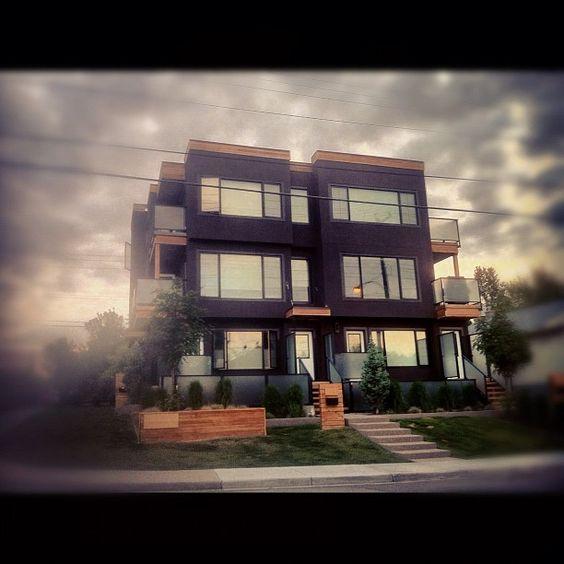 Karoleena 39 S Multifamily Fourplex Located In Calgary Is