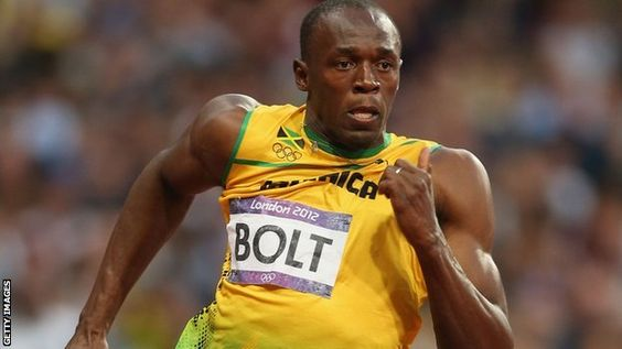 Bolt plans to defend titles in Rio!