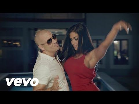 Pitbull Don T Stop The Party Super Clean Version Ft Tjr Music Videos Music Mix Movie Stars