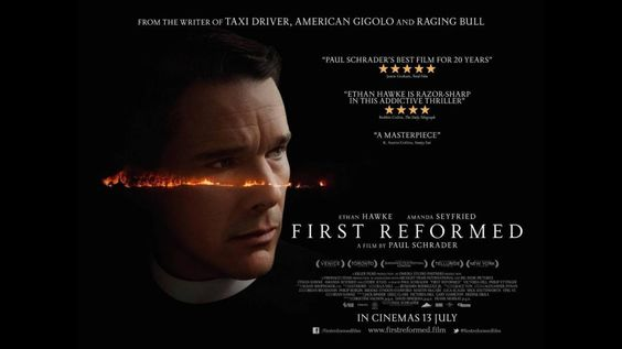 First Reformed Reviews 2018