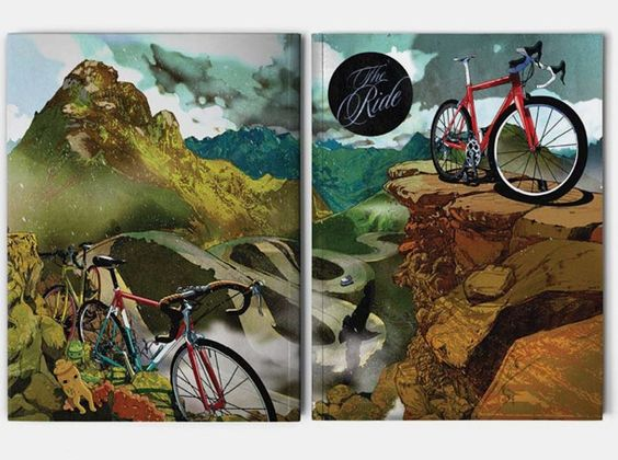 The Ride journal covers by ilovedust.