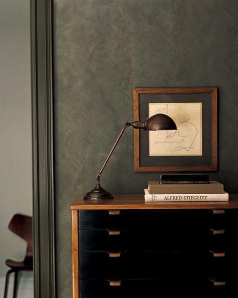 Ralph Lauren Paint 39 S Luxurious Suede Finish In Desert