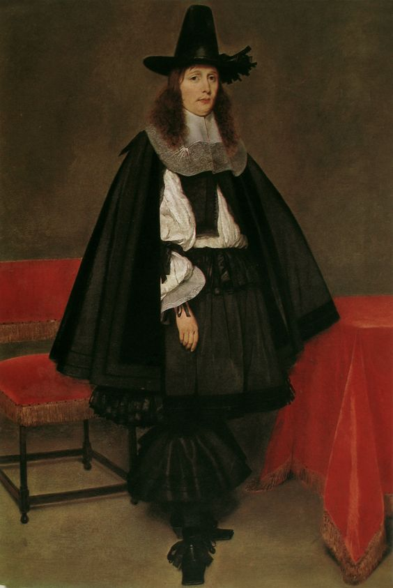 Portrait of a Young Man, c.1663/64 by Gerard ter Borch: