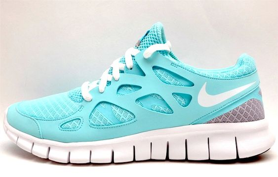 thought of you instantly.  nike free runs! and its totally a mikki color.