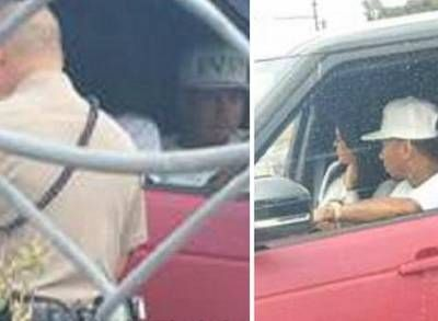 Tyga and Kylie Jenner Get Busted For Speeding!  http://theinsidedrop.com/tyga-and-kylie-jenner-get-busted-for-speeding/