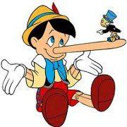 Un effet Pinocchio trahit le mensonge