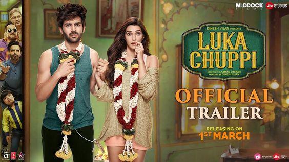 Luka Chuppi comedy movie looks entertaining with trailer