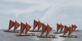 Great Maori Migration to Aotearoa | Explorers - Pioneers - Inventors ...
