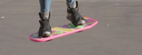 Marketing viral: HUVr Hoverboard