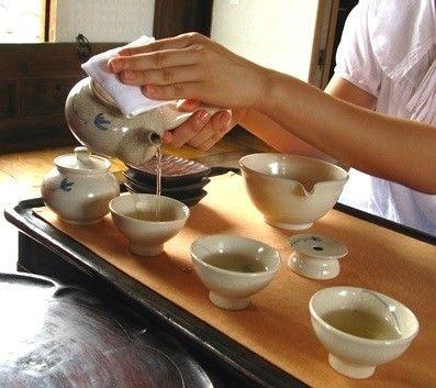 Korean Tea - From Jirisan Mountain to Jeju Island