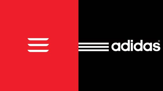 Tesla vs Adidas: The German apparel company tried to block a triple-striped logo for the Model 3 they claimed was too similar to their own; Tesla insists the change to a numeric logo was solely part of an internal branding decision.