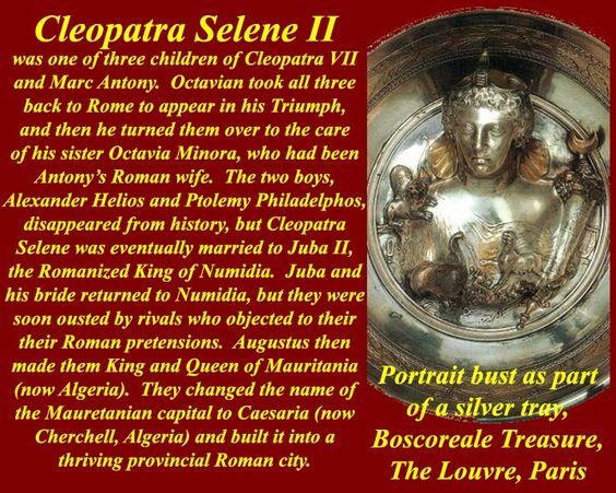 cleopatra selene ii ptolemaic alexandria and egypt