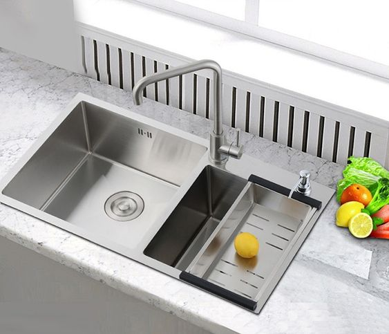 Tại sao ngày càng nhiều gia đình lựa chọn chậu rửa bát AMTS