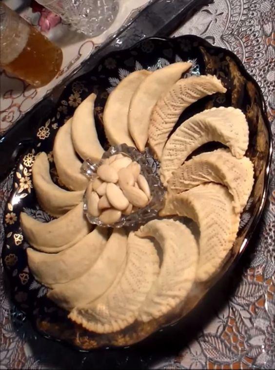 Kaab El-ghazal recipe (Moroccan Almond Cookie)