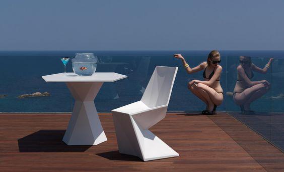 Vondom Vertex Outdoor Furniture / yes.