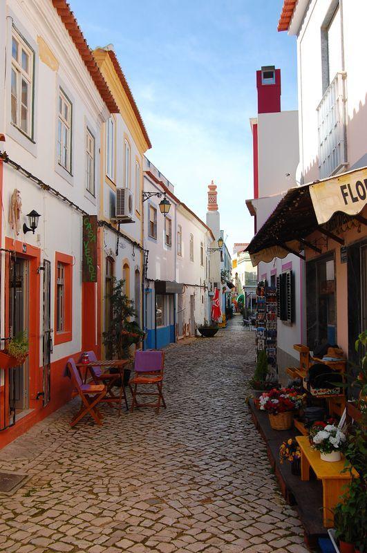 Ferragudo, Algarve - Portugal