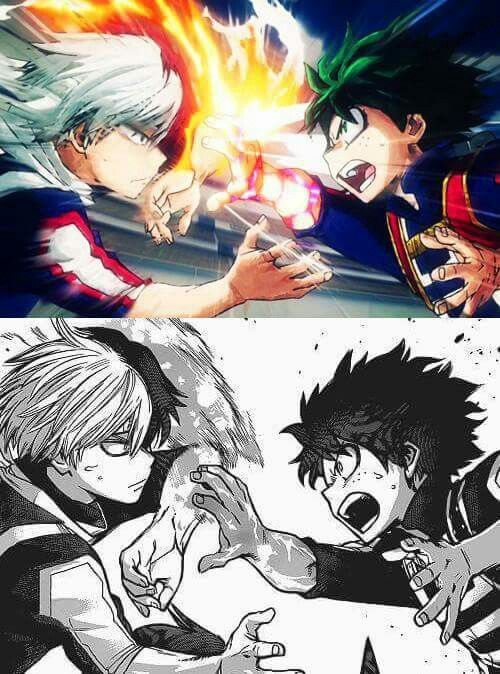 Boku No Hero Academia Anime And Manga My Hero Academia Mha