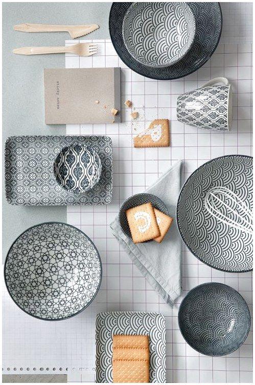 Using Ceramic Plates As Wall Decorations Tableware Design Decor