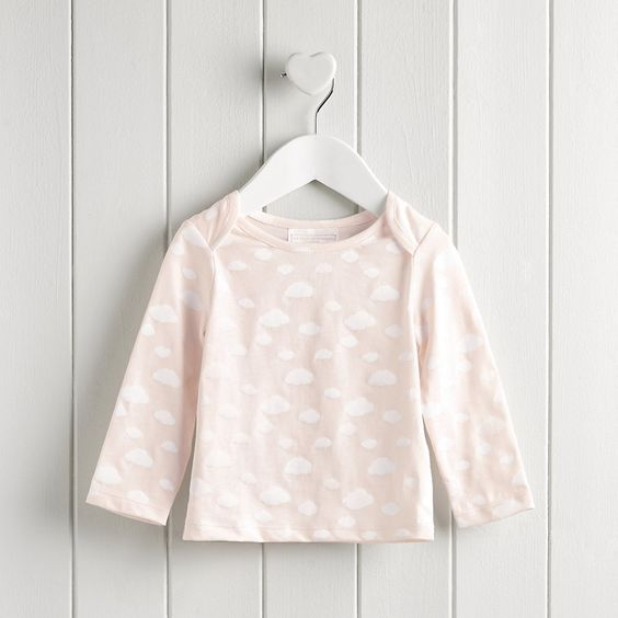 Cloud T-Shirt   The White Company