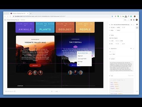 New Video Select Overlapping Objects In Design Specs Adobe Xd October Release 2019 Adobe Creative Cloud On Youtube Adobe Creative Adobe Creative Cloud Adobe Xd