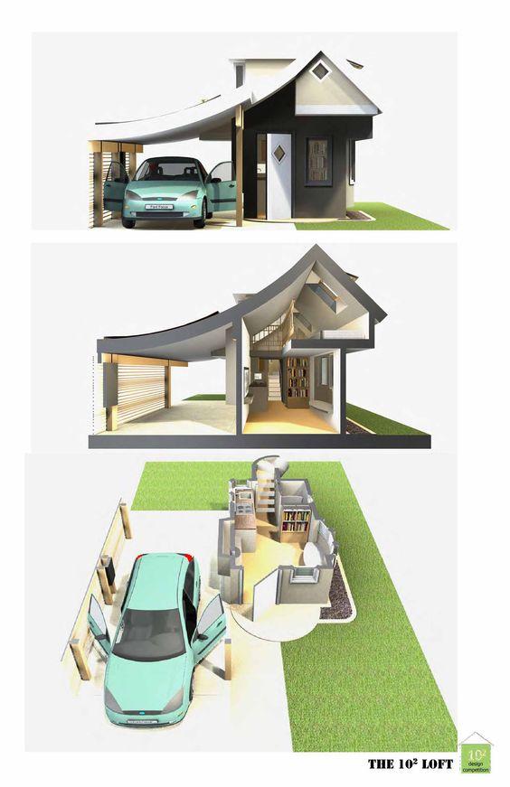 Tiny home plan Tiny house Pinterest Washers The