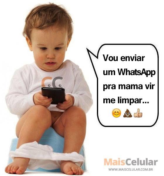 É sempre bom ter um celular por perto... http://www.maiscelular.com.br/