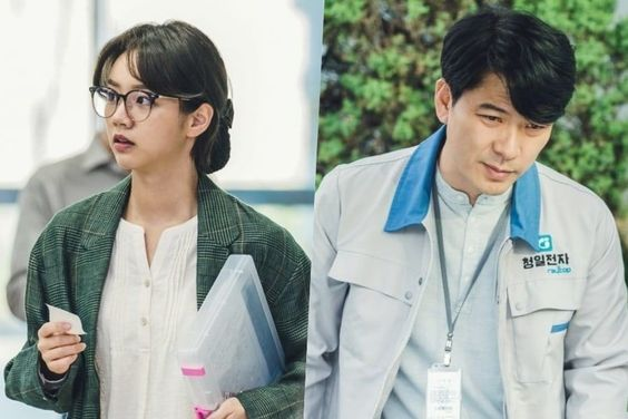 """Watch: Girl's Day's Hyeri, Kim Sang Kyung, And More Show The Hardships Of Ordinary Workers In """"Miss Lee"""""""