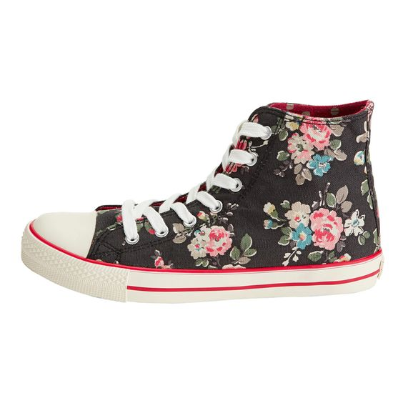 Kingswood Rose Hightops | Play | CathKidston