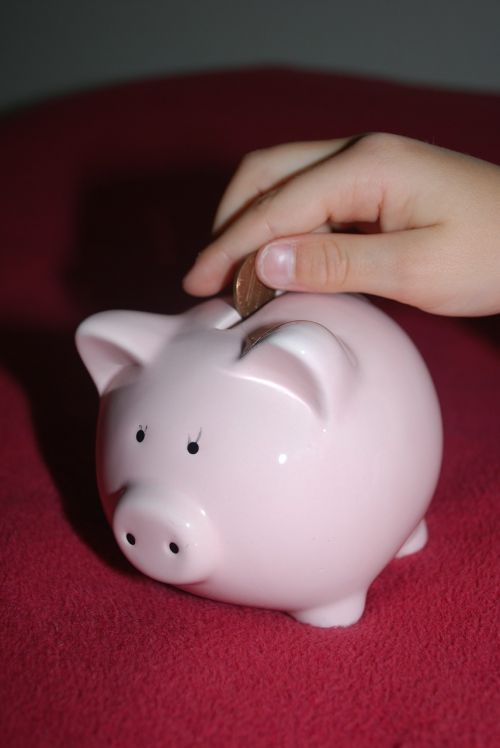 Taschengeld bei Mädchen und Jungs