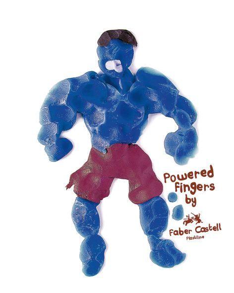 Faber Castell: Powerman
