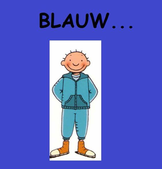 Jules blauw