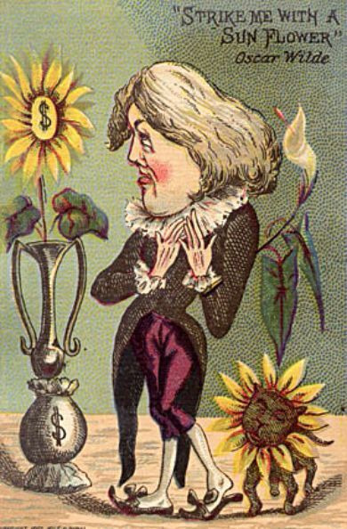 oscar wilde aestheticism essay The undermentioned essay will analyze british literature in two crease: the first being that of oscar wilde's part to british literature and the 2nd being feminism in british literature in the 1800's and on.