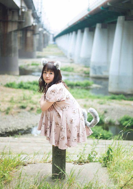野良猫風尾崎由香さん
