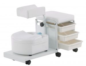 Mini Pedicure Station with Spa