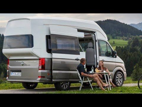 2020 Volkswagen Grand California Hotel Introducing Youtube In 2020 Vw California Camper Volkswagen Camper Volkswagen