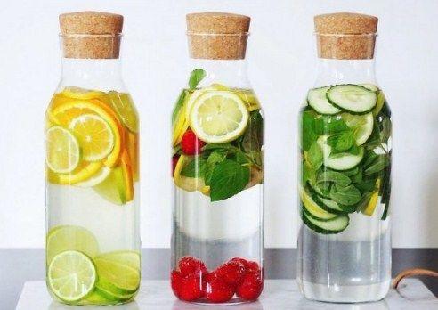 Harga De Lemon 3 Resep Mudah Dibuat Untuk Infused Water Dari Lemo Air Detoks Infused Water Minuman