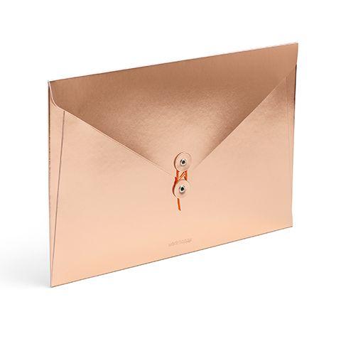 Copper Soft Cover Folio   Poppin