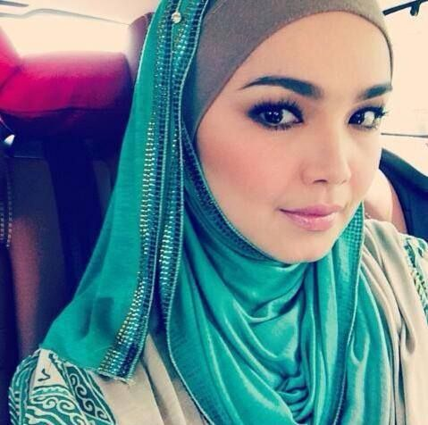 Love our dato 39 siti nurhaliza hijab love for Siti design