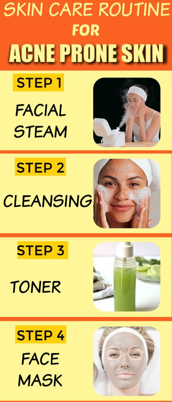 Pin On Daily Skin Care Routine
