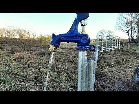 You Ve Never Seen A Farm Water System Like This Cheap Easy No